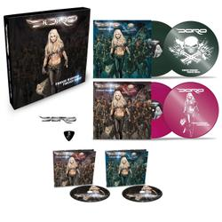 DORO - Forever warriors // Forever united RETAIL BOX Impo