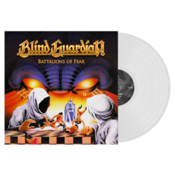 BLIND GUARDIAN - Battalions Of Fear (White Vinyl)
