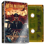 METAL ALLEGIANCE - Volume II: Power Drunk Majesty (Yellow Cassette)