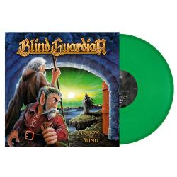 BLIND GUARDIAN - Follow the Blind GREEN VINYL Import