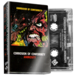 CORROSION OF CONFORMITY - Animosity (Clear Cassette)