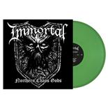 IMMORTAL - Northern Chaos Gods GREEN VINYL (EURO IMPORT)