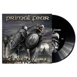 PRIMAL FEAR - Crucify Me BLACK VINYL Import