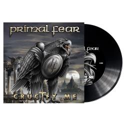 PRIMAL FEAR - Crucify Me BLACK VINYL (EURO IMPORT)