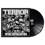 TERROR - Total Retaliation BLACK VINYL (EURO IMPORT)