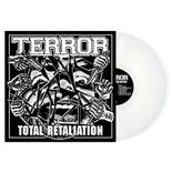 TERROR - Total Retaliation WHITE VINYL (EURO IMPORT)