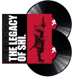 RISE OF THE NORTHSTAR - The Legacy of Shi BLACK VINYL (EURO IMPORT)