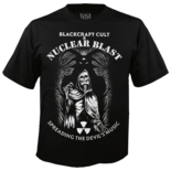 NUCLEAR BLAST X BLACKCRAFT CULT - Devil's Music Shirt