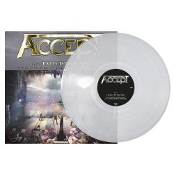 ACCEPT - Balls to the Wall (Live) CLEAR VINYL (EURO IMPORT)