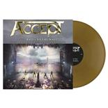 ACCEPT - Balls to the Wall (Live) GOLD VINYL (EURO IMPORT)