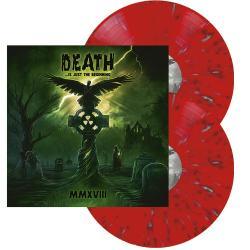 VARIOUS ARTISTS - Death ...is Just the Beginning MMXVIII Splatter
