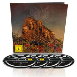 OPETH - Garden of the Titans (Live) EARBOOK IMPORT