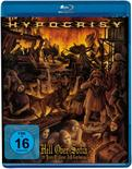 HYPOCRISY - Hell Over Sofia - 20 Years... BLURAY (EURO IMPORT)