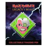 IRON MAIDEN - Legacy of the Beast: Cyborg Eddie Pin
