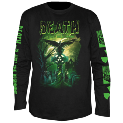 NUCLEAR BLAST AMERICA - Death ...Is Just The Beginning MMXVIII LS