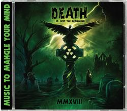 VARIOUS ARTISTS - Death ...Is Just The Beginning MMXVIII