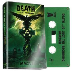 VARIOUS ARTISTS - Death ...is Just the Beginning MMXVIII (Green Cass