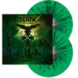 VARIOUS ARTISTS - Death is Just the Beginning MMXVIII Green/ w Blk