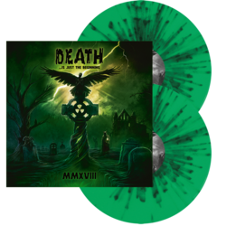 VARIOUS ARTISTS - Death ...is Just the Beginning MMXVIII Green/w Blk