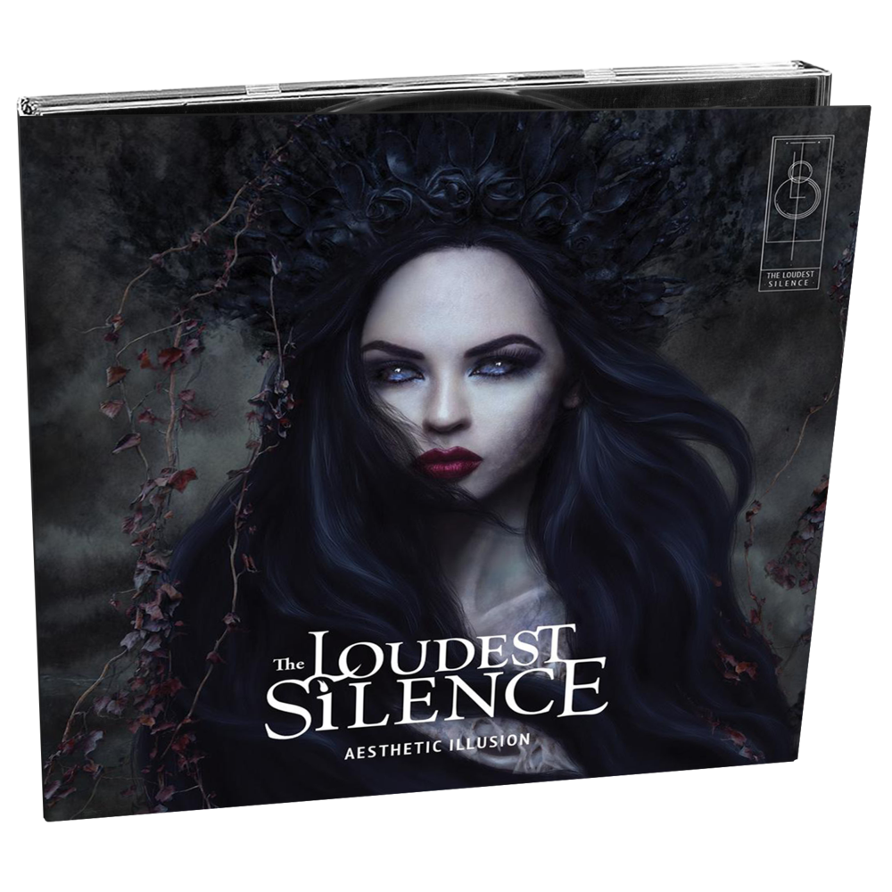 The Loudest Silence - Aesthetic Illusion Digipak CD
