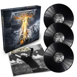 ACCEPT - Symphonic Terror - Live at Wacken 2017 BLACK VINYL