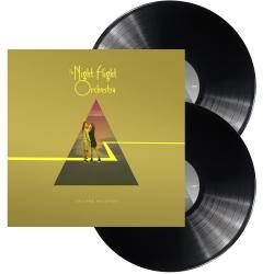 THE NIGHT FLIGHT ORCHESTRA - Skyline Whispers BLACK VINYL (EURO IMPORT)