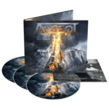 ACCEPT - Symphonic Terror - Live At Wacken 2017 (2CD/BR)