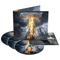ACCEPT Symphonic Terror - Live At Wacken 2017 (2CD/BR)