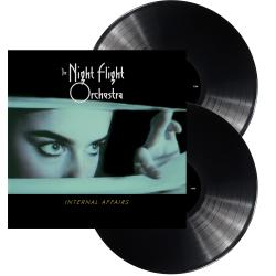 THE NIGHT FLIGHT ORCHESTRA - Internal Affairs BLACK VINYL (EURO IMPORT)