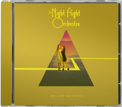 THE NIGHT FLIGHT ORCHESTRA - Skyline Whispers (Import CD)