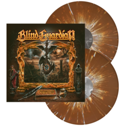 BLIND GUARDIAN - Imaginations From The Other Side (Brn w/Wht Splat)