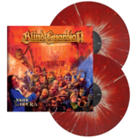 BLIND GUARDIAN - A Night At The Opera (Red w/Ylw Splat)