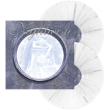NIGHTWISH - Once (White w/Grey Splatter)