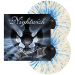 NIGHTWISH - Dark Passion Play (White w/Blue Splatter)