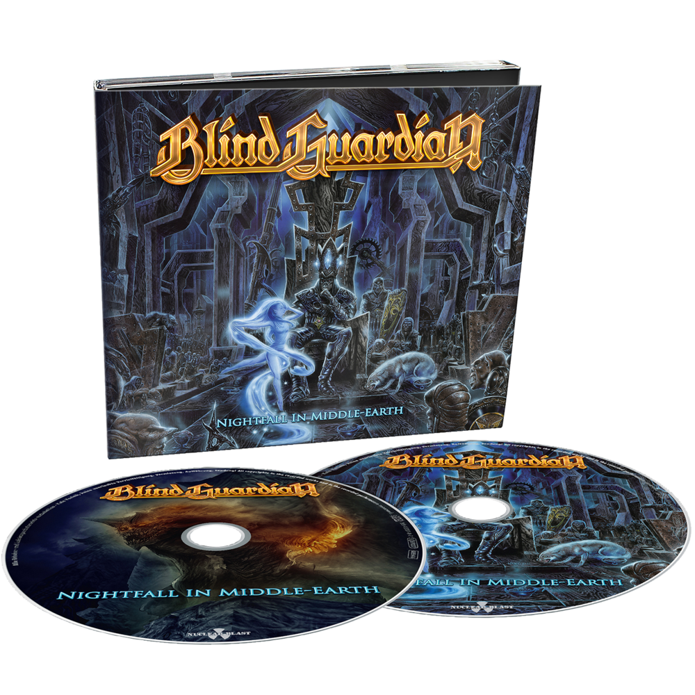 blind guardian nightfall in middle earth 2cd digi nuclear blast usa store. Black Bedroom Furniture Sets. Home Design Ideas