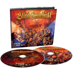 BLIND GUARDIAN - A Night At The Opera (2CD Digi)
