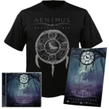 AENIMUS - Dreamcatcher CD+Large TS Bundle
