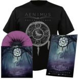 AENIMUS - Dreamcatcher LP+Small TS Bundle