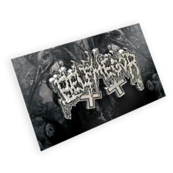 BELPHEGOR - Metal Badge Pin