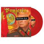 "BRUJERIA - Amaricon Czar (Red 7"")"