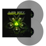 OVERKILL - The Wings Of War (Grey Vinyl)