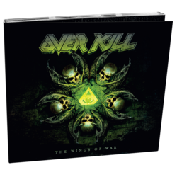 OVERKILL - The Wings Of War (Digipak)