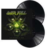 OVERKILL - The wings of war BLACK VINYL (IMPORT)