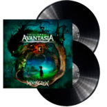 AVANTASIA - Moonglow BLACK VINYL (Import)