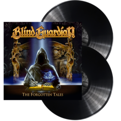 BLIND GUARDIAN - The Forgotten Tales BLACK VINYL (EURO IMPORT)