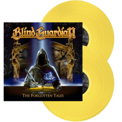 BLIND GUARDIAN -  The Forgotten Tales YELLOW VINYL (EURO IMPORT)