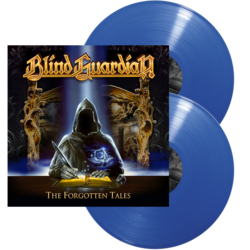 BLIND GUARDIAN - The Forgotten Tales BLUE VINYL (EURO IMPORT)