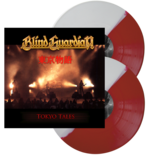 BLIND GUARDIAN - Tokyo Tales RED/WHITE BI-COLOURED (EURO IMPORT)