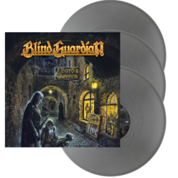 BLIND GUARDIAN - Live SILVER VINYL (Import)