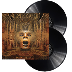 MESHUGGAH - Nothing BLACK VINYL (EURO IMPORT)
